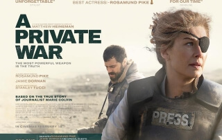A Private War (Review)