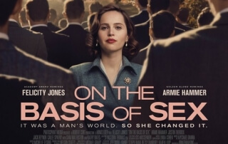On The Basis Of Sex (Review)