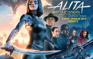 ALITA: BATTLE ANGEL (12A)