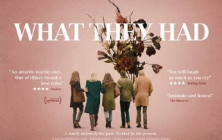 What They Had (Review)