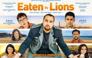 Eaten By Lions (Review)