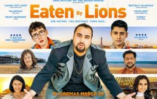 EATEN BY LIONS (12A)