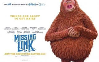 Missing Link (Review)