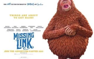 MISSING LINK (PG)