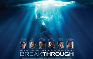 BREAKTHROUGH (12A)