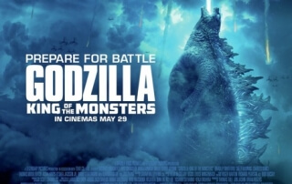GODZILLA: KING OF THE MONSTERS (12A)