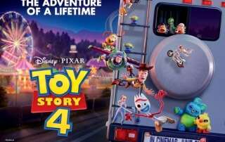 Toy Story 4 (Review)