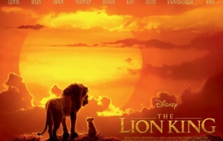 THE LION KING (PG)