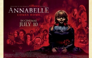 Annabelle Comes Home (Review)