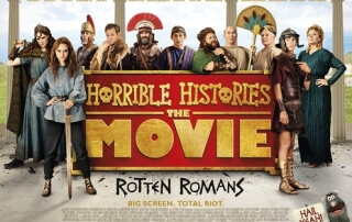 HORRIBLE HISTORIES: THE MOVIE – ROTTEN ROMANS (PG)