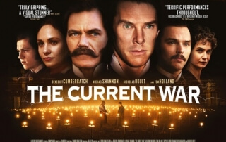 THE CURRENT WAR (12A)
