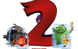 THE ANGRY BIRDS MOVIE 2 (U)