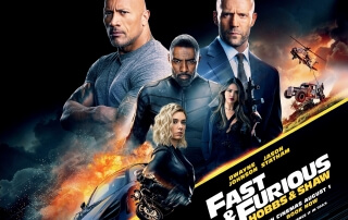 FAST & FURIOUS PRESENTS: HOBBS & SHAW (12A)