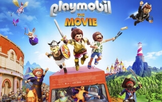 PLAYMOBIL: THE MOVIE (U)