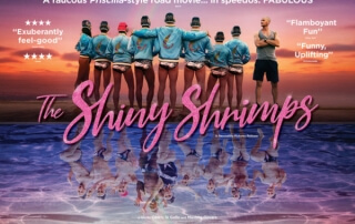 The Shiny Shrimps (Review)