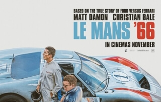 Le Mans '66 (BFI London Film Festival Review)