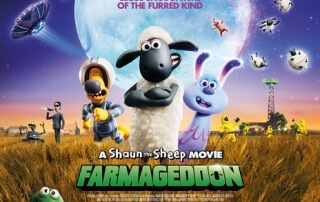 A Shaun The Sheep Movie: Farmageddon (Review)