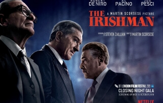 The Irishman (BFI London Film Festival Review)