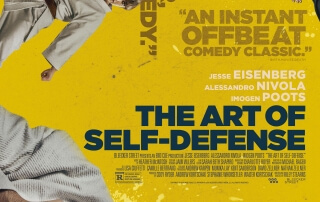 THE ART OF SELF-DEFENSE (15)
