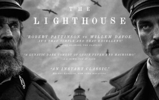 The Lighthouse (BFI London Film Festival Review)