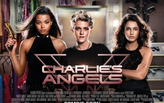 CHARLIE'S ANGELS (12A)