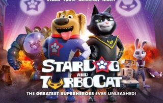 StarDog and TurboCat (Review)
