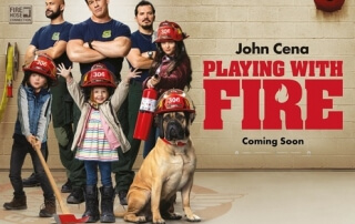 Playing With Fire (Review)