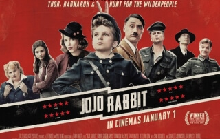 JOJO RABBIT (12A)