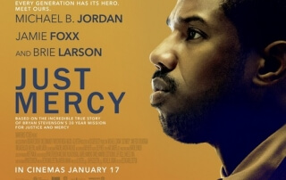 JUST MERCY (12A)
