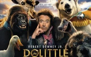 DOLITTLE (PG)