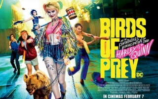 Birds of Prey (and the Fantabulous Emancipation of One Harley Quinn) (Review)