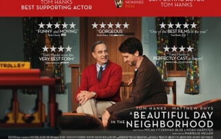 A Beautiful Day In The Neighborhood (Review #2)