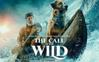 THE CALL OF THE WILD (PG)