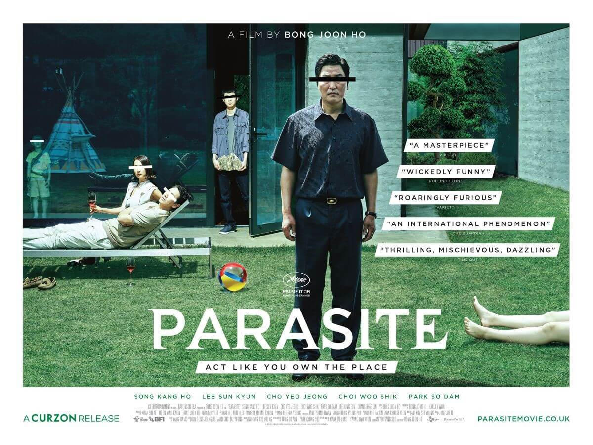 Image Result For Parasite Film Review Uk