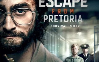 ESCAPE FROM PRETORIA (12A)