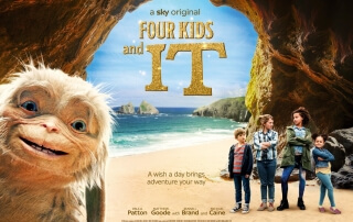 FOUR KIDS AND IT (PG)