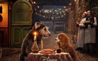 LADY AND THE TRAMP (PG)