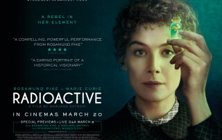 Radioactive (Review)
