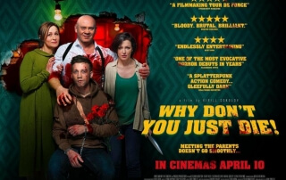 Why Don't You Just Die! (Review)
