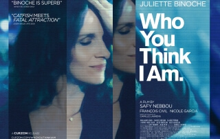 Who You Think I Am (Review)