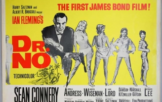 007 RETROSPECTIVE: Dr. No (1962)