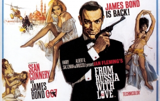 007 RETROSPECTIVE: From Russia With Love (1963)