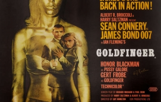 007 RETROSPECTIVE: Goldfinger (1964)