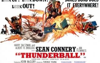 007 RETROSPECTIVE: Thunderball (1965)
