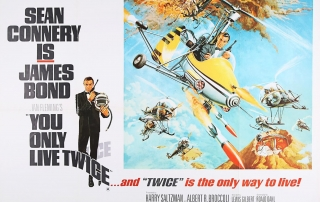 007 RETROSPECTIVE: You Only Live Twice (1967)