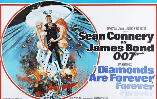 007 RETROSPECTIVE: Diamonds Are Forever (1971)