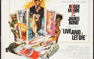 007 RETROSPECTIVE: Live and Let Die (1973)