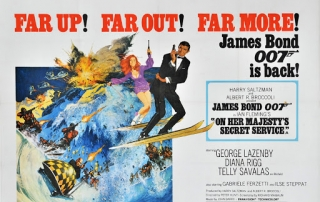 007 RETROSPECTIVE: On Her Majesty's Secret Service (1969)