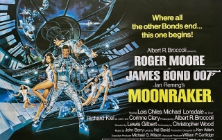 007 RETROSPECTIVE: Moonraker (1979)