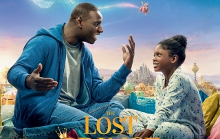 THE LOST PRINCE (12A)